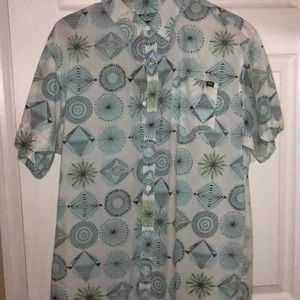 Men's Lost button down